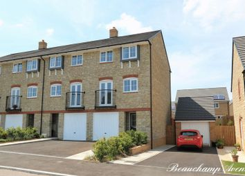Thumbnail 3 bed end terrace house for sale in Fosseway, Midsomer Norton, Radstock