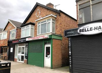 Thumbnail Retail premises for sale in 450 Marton Road, Middlesbrough