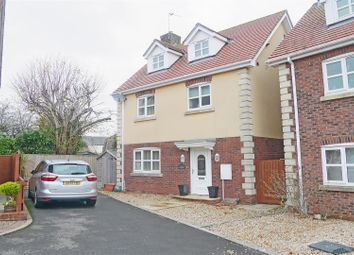 Thumbnail 4 bed detached house for sale in Forton Road, Chard