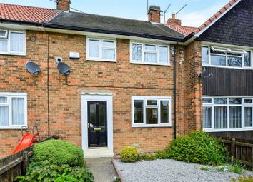 Thumbnail 2 bed terraced house for sale in Corbridge Close, Greatfield Estate, Hull