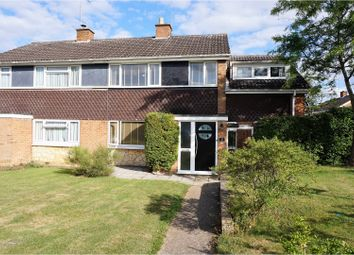 Thumbnail 4 bed semi-detached house for sale in Boughton Drive, Rushden