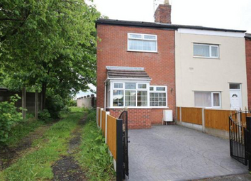 Thumbnail 2 bed end terrace house to rent in Marsh Green, Wigan