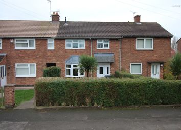 Thumbnail 3 bed terraced house to rent in Keyham Lane, Leicester