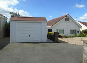 Thumbnail 4 bed detached bungalow for sale in Trallwm Road, Llwynhendy, Llanelli