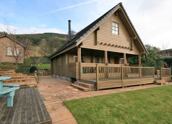 Thumbnail 3 bed lodge for sale in Balquhidder Station, Lochearnhead