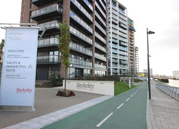 Thumbnail 1 bed flat for sale in Waterfront Ll, Royal Arsenal Riverside