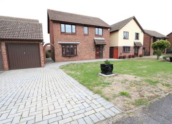 4 bed detached house for sale in St. Michaels Avenue, Pitsea, Basildon SS13