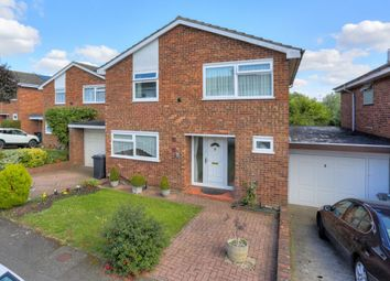 Thumbnail 4 bed detached house for sale in Flavian Close, St.Albans