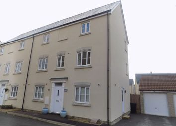 Thumbnail 4 bed semi-detached house for sale in Purcell Road, Blunsdon, Swindon