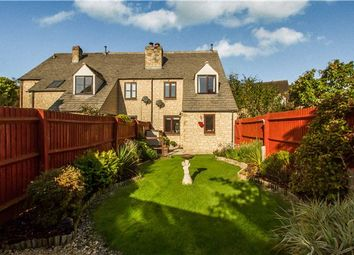 Thumbnail 3 bedroom semi-detached house for sale in Cotswold Meadow, Curbridge, Witney