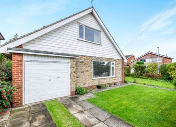 Thumbnail 3 bed detached bungalow for sale in Dean Close, Wrenthorpe, Wakefield
