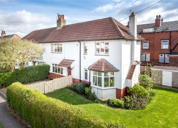 Thumbnail 3 bed semi-detached house for sale in Nunroyd Avenue, Leeds, West Yorkshire