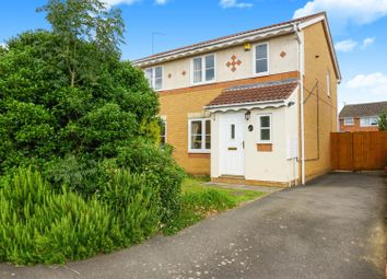 Thumbnail 3 bed semi-detached house for sale in Middle Grass, Irthlingborough
