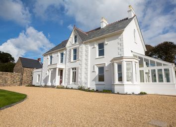 Thumbnail 3 bed semi-detached house for sale in La Hougue Farm, Castel, Guernsey