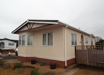 Thumbnail 2 bedroom mobile/park home for sale in New Green Park, Wyken Croft, Coventry, West Midlands