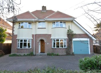 Thumbnail 4 bed detached house for sale in Moorland Avenue, Barton On Sea, New Milton