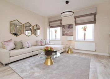 Thumbnail 2 bed flat for sale in Hugh Percy Court, St. Mary Park, Morpeth, Northumberland