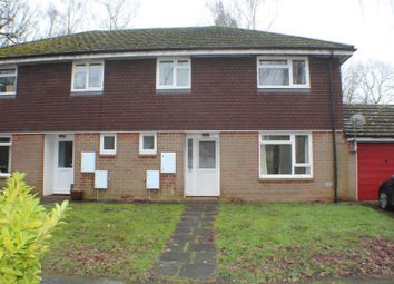 Thumbnail 3 bed semi-detached house to rent in Wakefords Park, Church Crookham, Fleet