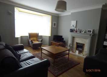 Thumbnail 1 bed flat to rent in St. Albans Crescent, Newcastle Upon Tyne