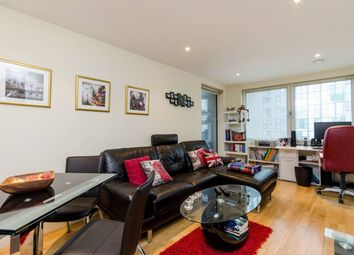 Thumbnail 1 bed flat to rent in Indescon Square, London