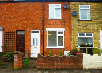 Thumbnail 2 bedroom terraced house for sale in William Road, Wisbech