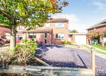 Thumbnail 3 bed semi-detached house to rent in Portal Road, York