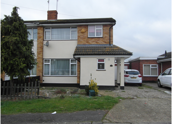 Thumbnail Semi-detached house to rent in Temptin Avenue, Canvey Island
