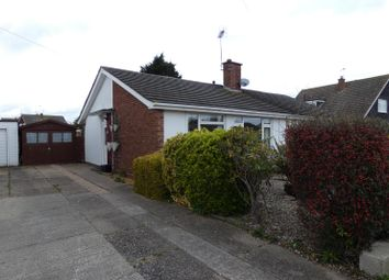 Thumbnail 2 bed bungalow for sale in Field Way, Wivenhoe, Colchester