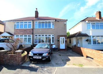 Thumbnail 3 bed detached house for sale in Birch Grove, South Welling, Kent
