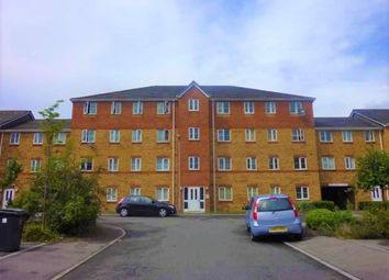 Thumbnail 2 bedroom flat for sale in Cwrt Boston, Pengam Green