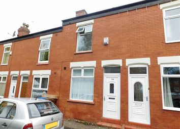 Thumbnail 2 bedroom terraced house to rent in Shaw Road South, Shaw Heath, Stockport