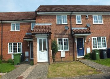 Thumbnail 2 bed terraced house to rent in Derwent Close, St. Ives, Huntingdon