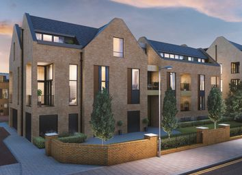 "Thumbnail 3 bed flat for sale in ""Gladstone House"" at Totteridge Place, 1201 High Road, Totteridge & Whetstone"