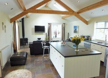 Thumbnail 2 bed cottage for sale in Swn Yr Afon, Moelfre