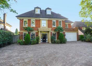 Thumbnail 5 bed property to rent in Ashley Park Avenue, Ashley Park, Walton On Thames, Surrey