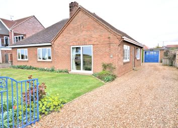 Thumbnail 3 bed detached bungalow for sale in Cliff Parade, Hunstanton