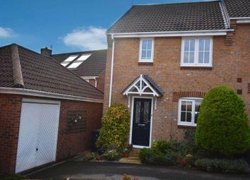 Thumbnail 3 bedroom semi-detached house for sale in Privett Close, Lychpit, Basingstoke