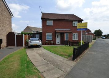 Thumbnail 2 bed semi-detached house for sale in Ribblesdale Road, Long Eaton, Nottingham