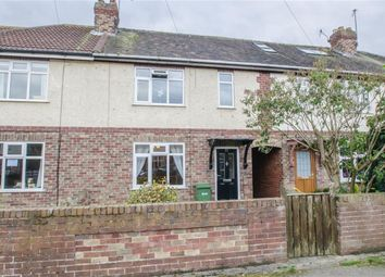 Thumbnail 2 bed terraced house for sale in Alexander Avenue, Huntington, York