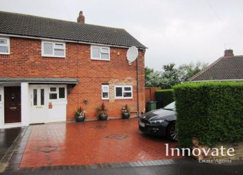 Thumbnail 3 bed semi-detached house for sale in Fairway Avenue, Tividale, Oldbury