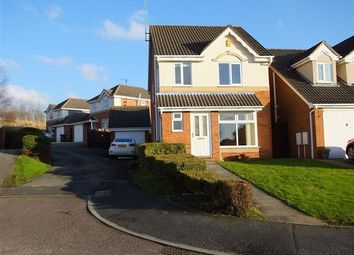 Thumbnail 3 bed detached house to rent in Limekiln Way, Balborough, Chesterfield