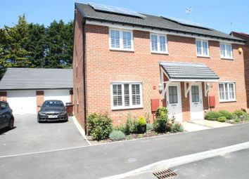 Thumbnail 3 bed semi-detached house for sale in Brougham Grove, Angmering, Littlehampton