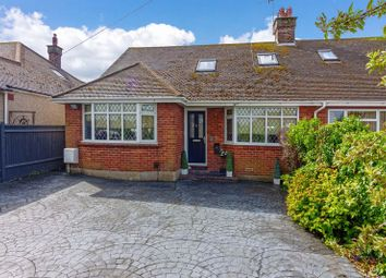 Thumbnail 4 bed bungalow for sale in Sackville Road, Broadwater, Worthing