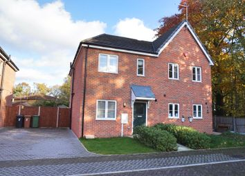 Thumbnail 2 bed semi-detached house for sale in Sampson Close, Lincoln