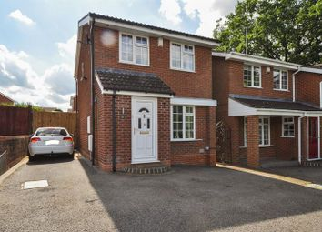 Thumbnail 3 bed detached house for sale in Stoneleigh Close, Oakenshaw South, Redditch