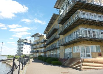Thumbnail 2 bed flat to rent in Portland Place, Greenhithe, Kent