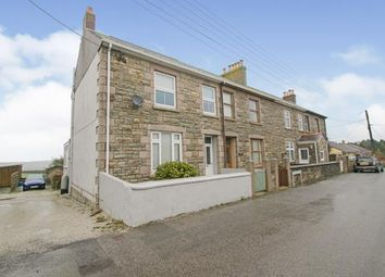 Thumbnail 4 bed end terrace house for sale in North Country, Redruth, Cornwall