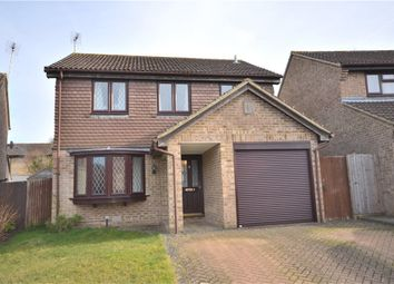 4 bed detached house for sale in Woodmancott Close, Bracknell, Berkshire RG12