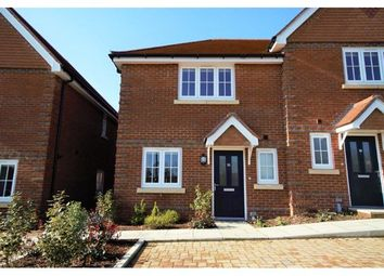 Thumbnail 2 bed semi-detached house for sale in Sheffield Close, Whitchurch On Thames, Reading