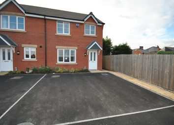 Thumbnail 3 bed semi-detached house to rent in Rugby Drive, Chesterfield